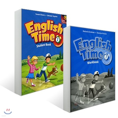 English Time 1 : Student Book with CD + Workbook