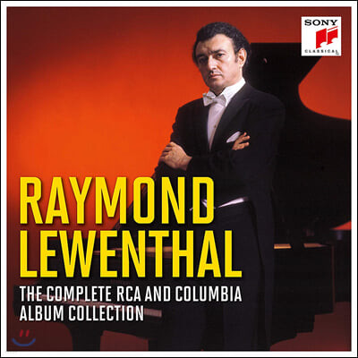 레이몬드 르웬탈 RCA, 컬럼비아 앨범 컬렉션 (Raymond Lewenthal - The Complete RCA and Columbia Album Collection)