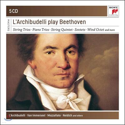 라르키부델리가 연주하는 베토벤 (L'Archibudelli Play Beethoven)