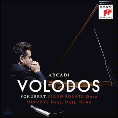 Arcadi Volodos 슈베르트: 피아노 소나타와 미뉴에트 - 아르카디 볼로도스 (Schubert: Piano Sonata D.959) [2LP]