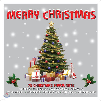 메리 크리스마스: 75곡의 인기 크리스마스 캐럴 모음집 (Merry Christmas)