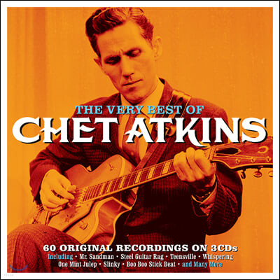 Chet Atkins (쳇 애킨스) - The Very Best of Chet Akins