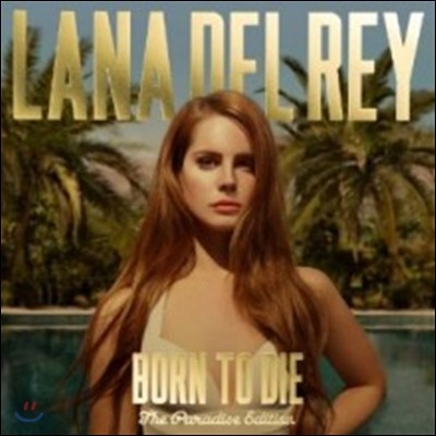Lana Del Rey - Born To Die (The Paradise Edition) [LP]