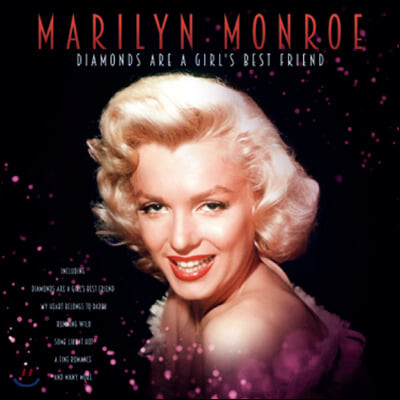 Marilyn Monroe (마릴린 먼로) - Diamonds are a girls best friend [LP]