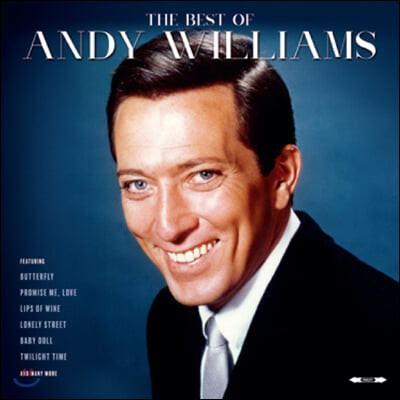 Andy Williams (앤디 윌리암스) - The best of [LP]