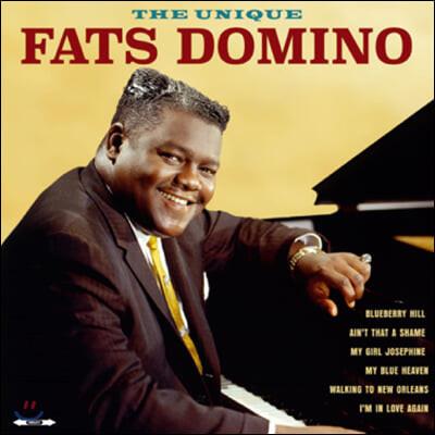 Fats Domino (패츠 도미노) - The Unique [LP]