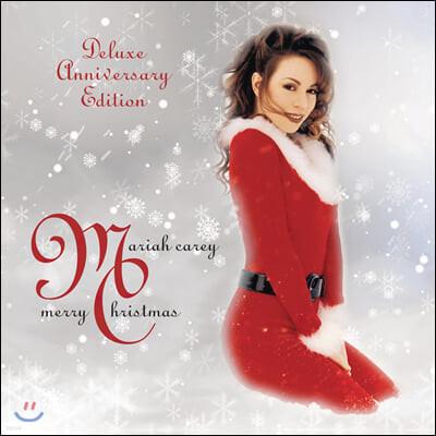 Mariah Carey - Merry Christmas 머라이어 캐리 크리스마스 앨범 [25주년 디럭스 에디션]
