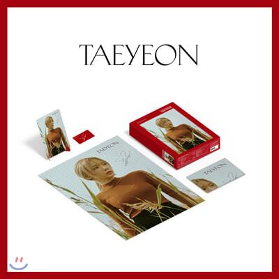 태연(TAEYEON) - 퍼즐 패키지 [주문제작 한정반]