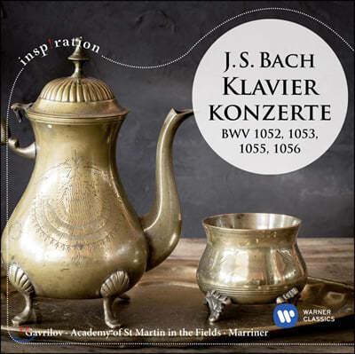 Andrei Gavrilov 바흐: 피아노 협주곡 1, 2, 4, 5번  - 안드레이 가브릴로프 (Bach: Piano Concerto BWV1052, 1053, 1055, 1056)