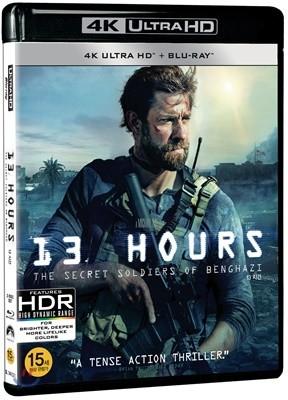 13시간 (2Disc 4K UHD + 2D) : 블루레이