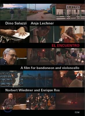 Dino Saluzzi, Anja Lechner - El Encuentro: A Film For Bandoneon And Violoncello