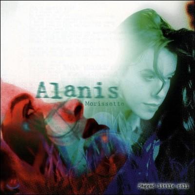 Alanis Morissette - Jagged Little Pill 앨라니스 모리셋 데뷔 앨범 [LP]