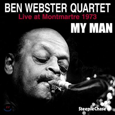 Ben Webster (벤 웹스터) - My Man [LP]