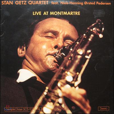 Stan Getz (스탠 게츠) - Live at Montmartre [2LP]