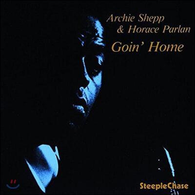 Archie Shepp & Horace Parlan (아치 셰프 앤 호레이스 팔란) - Goin' Home [LP]