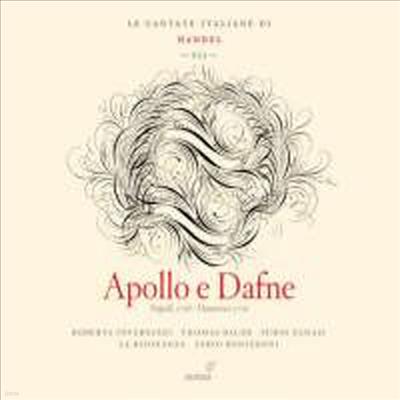 핸델 : 이탈리안 칸타타 7집 - 아폴로와 다프네 (Handel : Italian Cantatas Volume 7) - Fabio Bonizzoni