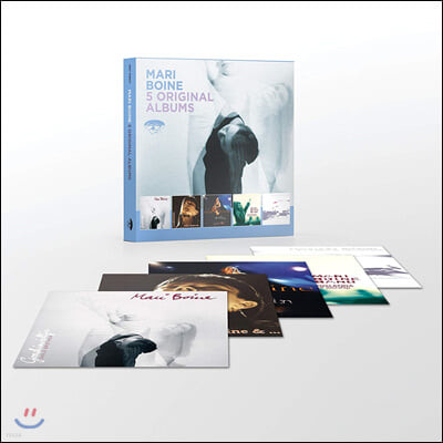 Mari Boine (마리 보인) - 5 Original Albums