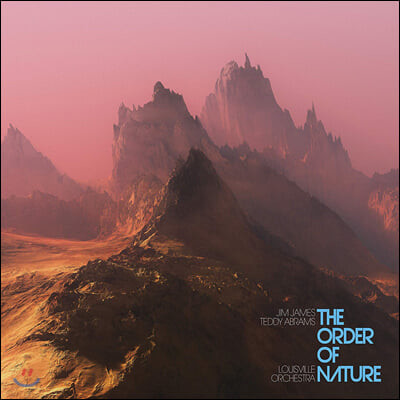Jim James & Louisville Orchestra (짐 제임스 & 루이빌 오케스트라) - The Order Of Nature [LP]
