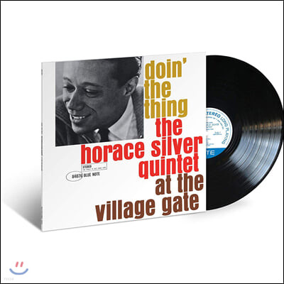 Horace Silver (호레이스 실버) - Doin' The Thing [LP]