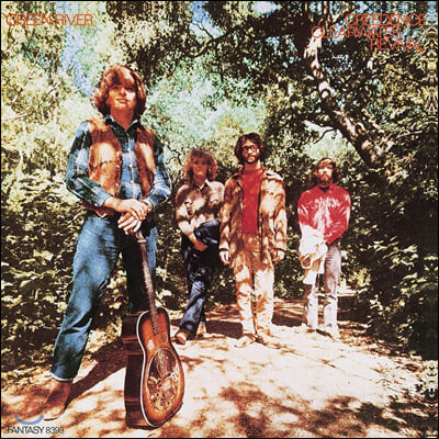 Creedence Clearwater Revival (C.C.R.) - 3집 Green River [LP]