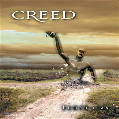 Creed (크리드) - 2집 Human Clay (20th Anniversary Edition) [2LP]