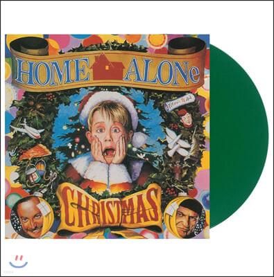 나홀로 집에 영화음악 (Home Alone Christmas OST) [그린 컬러 2LP]