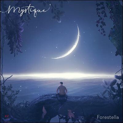 포레스텔라 (Forestella) - 2집 Mystique [달빛 컬러 LP]