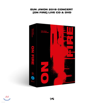 은지원 - EUN JIWON 2019 CONCERT [ON FIRE] LIVE [CD+DVD]