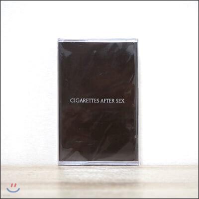 Cigarettes After Sex (시가렛 애프터 섹스) - 1집 Cigarettes After Sex [카세트테이프]