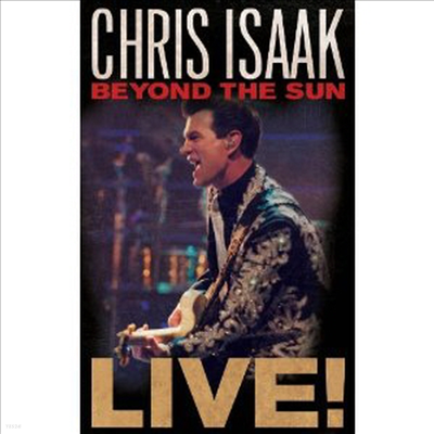 Chris Isaak - Beyond The Sun Live (지역코드1)(DVD)(2012)