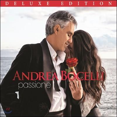 Andrea Bocelli - Passione 안드레아 보첼리 [Deluxe 버전]
