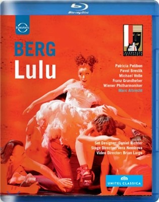 Patricia Petibon 알반 베르크 : 룰루 (Berg: Lulu)