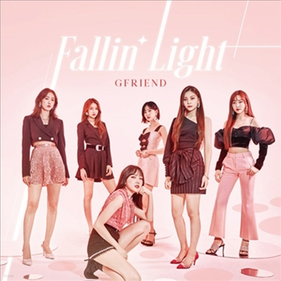 여자친구 - Fallin' Light (CD)