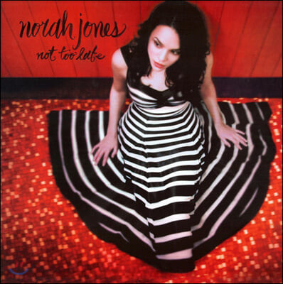 Norah Jones (노라 존스) - 3집 Not Too Late [LP]