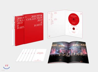 에이핑크 (Apink) - 5th CONCERT PINK COLLECTION [RED & WHITE] DVD