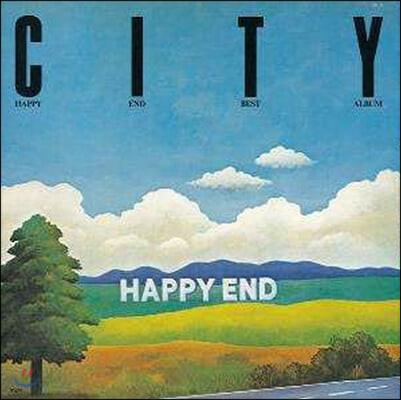 Happy End (해피엔드) - CITY: Happy End Best Album [2LP]