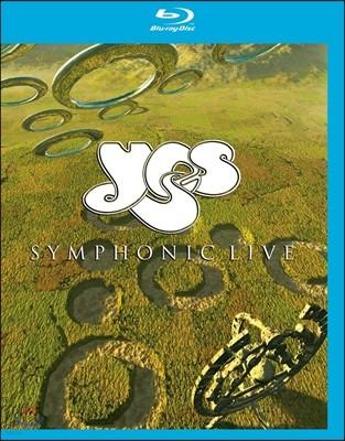 Yes - Symphonic Live 예스 - 심포닉 라이브 [블루레이]
