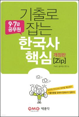 기출로 잡는 한국사 핵심 ZIP