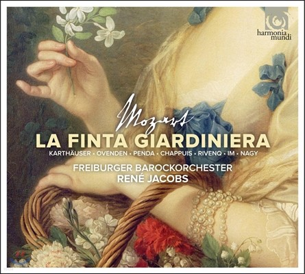 임선혜 / Rene Jacobs 모차르트 : 가짜 여정원사 [1796년 버전] (Mozart: La finta giardiniera, K196 (posthumous version from 1796))
