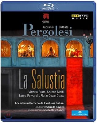 Corrado Rovaris 페르골레지: 라 살루스티아 (Pergolesi: La Salustia)