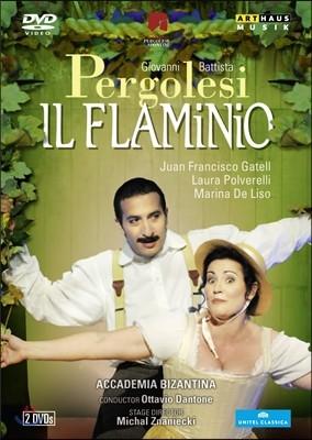 Ottavio Dantone 페르골레지: 일 플라미니오 (Pergolesi: Flaminio)