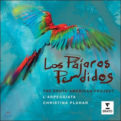 Philippe Jaroussky 남미 프로젝트 (Los Pajoros Perdidos)