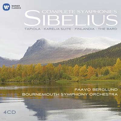 시벨리우스 : 교향곡 1~7 전곡 - 파보 베르글룬트