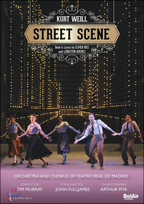 Tim Murray 쿠르트 바일: 거리의 풍경 (Kurt Weill: Street Scene)