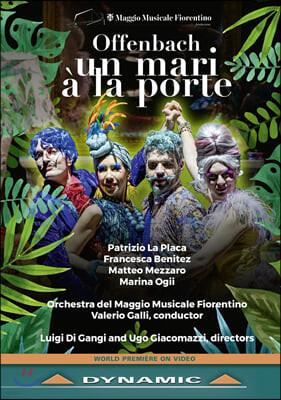 Valerio Galli 오펜바흐: 오페라 '대문 밖의 남편' (Offenbach: Un mari a la porte)