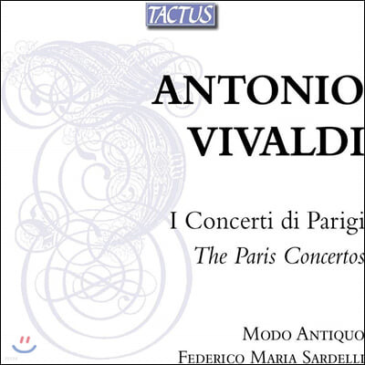 Modo Antiqou 비발디: 파리 협주곡집 (Vivaldi: The Paris Concertos)