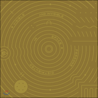 Numero Group Sci-fi 소울 뮤직 컴필레이션 (Visible & Invisible Persons Distributed In Space) [LP]