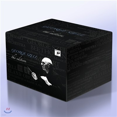 죠지 셀 에디션 (George Szell The edition) 49CD한정반