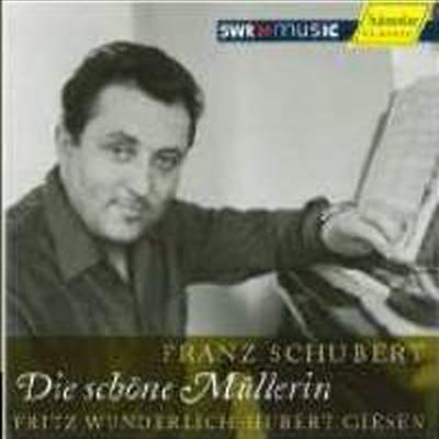 슈베르트 :아름다운 물방앗간 아가씨 (Schubert : Die schone Mullerin, D795) - Fritz Wunderlich