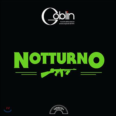 노투르노 영화음악 (Notturno OST by Goblin) [투명 그린 컬러 LP]
